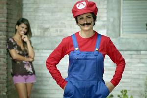Η Penelope Cruz ντύθηκε Super Mario