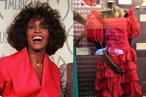 «Γιορτάζοντας τον μουσικό θρύλο της Whitney Houston»
