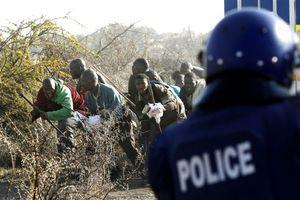 Αυξήθηκαν οι νεκροί στη Νότια Αφρική