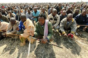 Ξεκίνησε η έρευνα για το θάνατο απεργών σε ορυχείο της Ν. Αφρικής