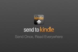 Επιλογή «Send to Kindle» φέρνει η Amazon στον Chrome