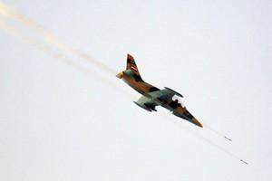 Συριακά μαχητικά παραβίασαν τον ιρακινό εναέριο χώρο