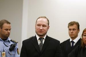 Ο Άντερς Μπρέιβικ θα σπουδάσει πολιτικές επιστήμες από το κελί του στο Όσλο