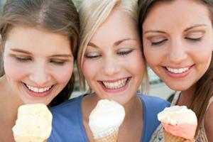 Παγωτό που δεν παχαίνει