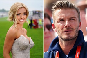 Διαψεύδει σχέση με τον Beckham η Jenkins