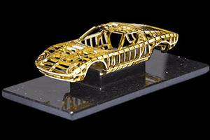Lamborghini από ατόφιο χρυσάφι
