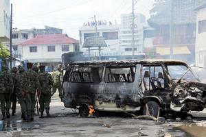 Στα χέρια των κενυατικών αρχών 61 ύποπτοι των χθεσινών σφαγών