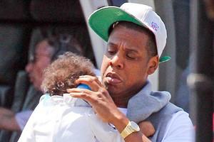 Ο «χαζομπαμπάς» Jay Z