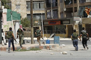Τουλάχιστον 18 σοροί βρέθηκαν στη Δαμασκό