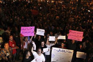 Διαδήλωσαν ενάντια στην αύξηση της τιμής των καυσίμων