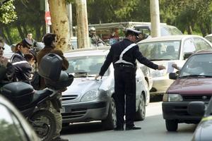 Καθημερινό  «σαφάρι» της τροχαίας στην Αθήνα