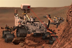 Το Curiosity ξεκινά το πρώτο ταξίδι του στον Άρη