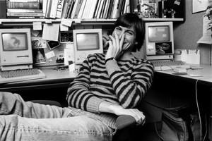 Ακυκλοφόρητες φωτογραφίες του Steve Jobs