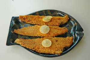 Πόσο θρεπτικό είναι το τηγανητό ψάρι;