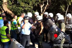 Μονάδες ΥΜΕΤ κατά συνδικαλιστών αστυνομικών
