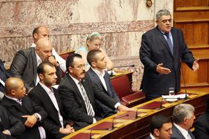 «Ανεχόμαστε τους αλβανούς εγκληματίες και τα παράσιτα στην Ελλάδα»