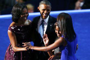 Πήρε και επίσημα το χρίσμα των Δημοκρατικών ο Ομπάμα