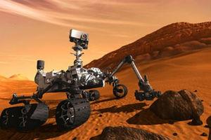 Το Curiosity «μυρίζει» την ατμόσφαιρα του Άρη