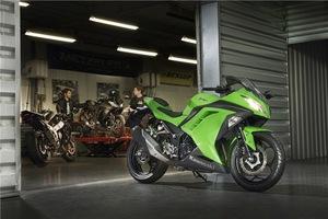 Πατέντα για ηλεκτρικό superbike από την Kawasaki