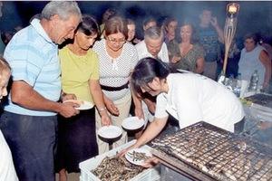 «Γιορτή Σαρδέλας» και φέτος στη Νέα Χώρα Χανίων