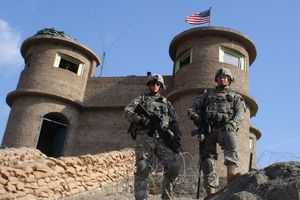 Στις αφγανικές αρχές 3.100 κρατούμενοι αμερικανικής φυλακής