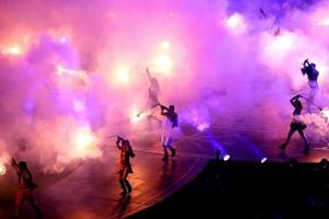 Παραολυμπιακό «αντίο» με Coldplay και Rihanna