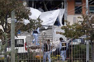 Ισχυρή έκρηξη σε βιομηχανικό κτίριο στο Ριάντ