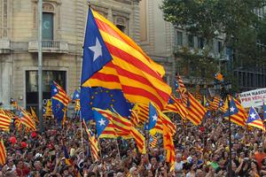 Διαδηλώσεις στη Βαρκελώνη κατά της εκπαιδευτικής μεταρρύθμισης