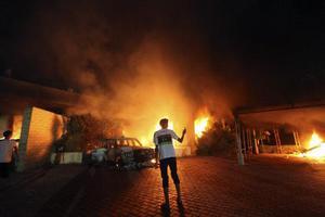 «Όχι στην καπηλεία για την επίθεση στη Βεγγάζη»