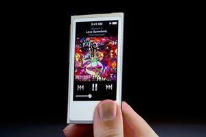 Αποκαλύφθηκε και το iPod nano