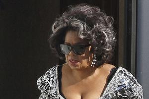 Η Oprah «γέρασε» απότομα