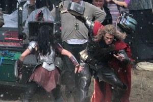 Φωτογραφίες από τα παρασκήνια της ταινίας «Thor 2»