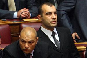Απολογούνται σήμερα για «σύσταση εγκληματικής οργάνωσης» οι βουλευτές της Χρυσής Αυγής Γερμενής, Ηλιόπουλος και  Μπούκουρας
