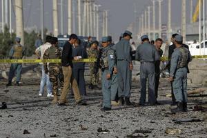 Ισπανός αξιωματικός σκοτώθηκε σε έκρηξη βόμβας