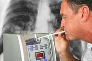Τεστ αναπνοής «διαβάζει» τους όγκους των πνευμόνων