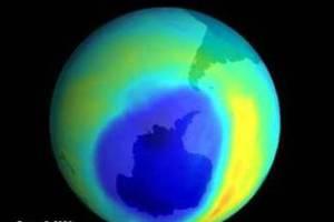 Παραμένει το πρόβλημα της τρύπας του όζοντος