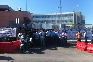 Τρίτη μέρα κινητοποιήσεων για τους ένστολους στην Κρήτη