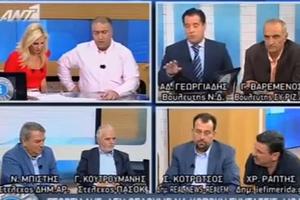 Γεωργιάδης: Γελοίοι δημοσιογράφοι και πολιτικοί