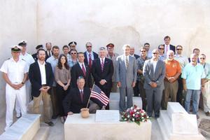Εκδήλωση μνήμης στην Τρίπολη για τον πρέσβη των ΗΠΑ στη Λιβύη