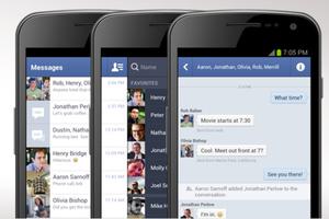 Πώς οι άνθρωποι χρησιμοποιούν το Facebook στο κινητό τους