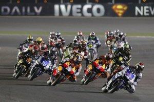 Το πρόγραμμα του MotoGP για το 2013