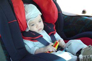 Συμβουλές τοποθέτησης παιδικού καθίσματος