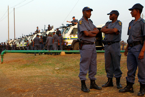 Νέα απεργία σε χρυσορυχείο στη Νότια Αφρική