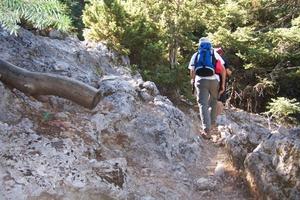 Επιχείρηση ανάσυρσης νεκρού ορειβάτη