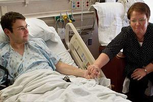 Η καρδιά του έγινε καλά ενώ ήταν σε λίστα για μεταμόσχευση