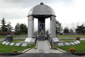 Το μνημείο για τον Τζίμι Χέντριξ