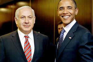 Συνάντηση Ομπάμα - Νετανιάχου στις 9 Νοεμβρίου