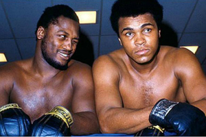Muhammad Ali εναντίον Joe Frazier