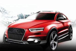 Σκέψεις για παρουσίαση Audi Q2 concept στο Παρίσι