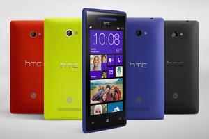 Διαθέσιμο σε online καταστήματα το HTC 8X